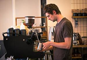 咖啡师培训