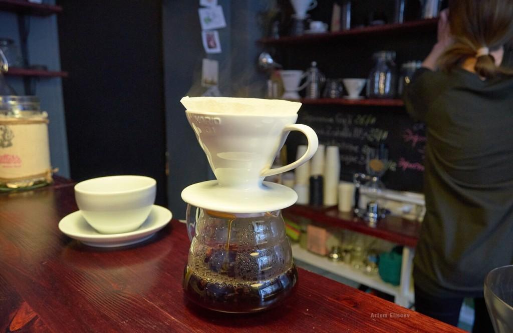 手冲精品咖啡培训课程