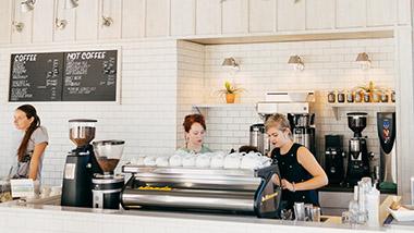 咖啡开店培训