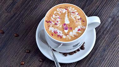 学咖啡拉花