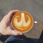 咖啡行业,咖啡拉花