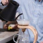 稳定的手冲咖啡水流