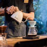 手冲咖啡的注水技巧