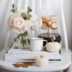 花艺与咖啡