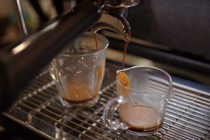 意式咖啡机萃取